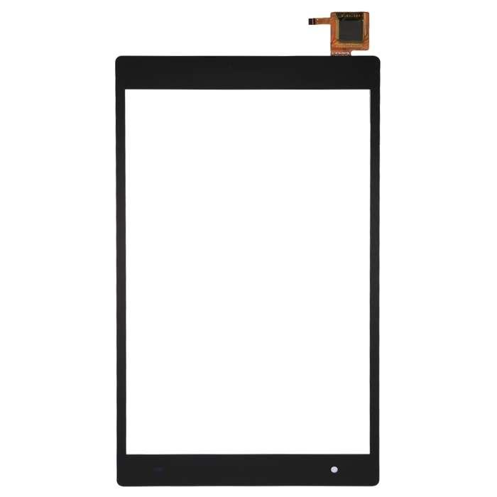Touchscreen Digitizer Lenovo Tab 4 8 Plus TB 8704 Negru Geam Sticla Tableta imagine powerlaptop.ro 2021