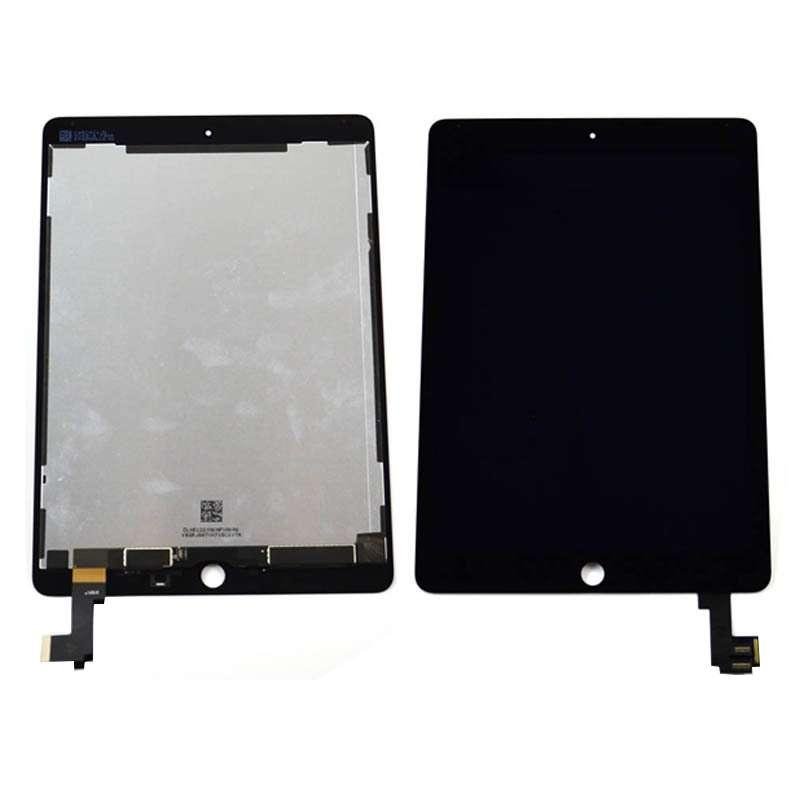 Ansamblu LCD Display Touchscreen Apple iPad Air 2 A1566 Negru OEM imagine powerlaptop.ro 2021