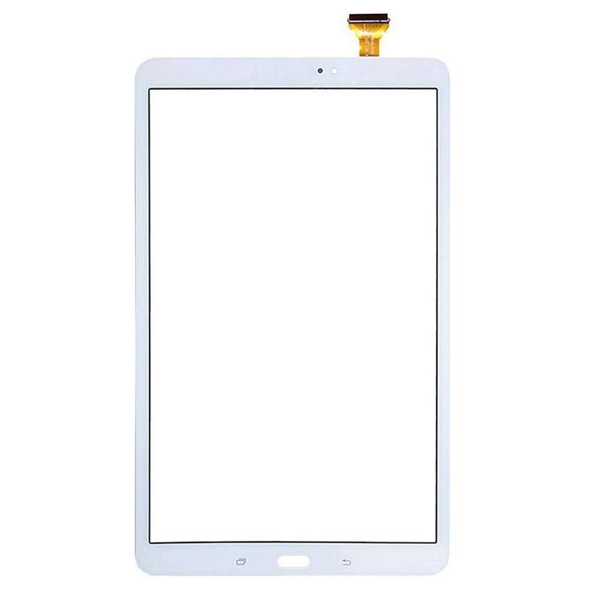 Touchscreen Digitizer Samsung Galaxy Tab A 10.1 2016 T585 LTE Alb Geam Sticla Tableta imagine powerlaptop.ro 2021