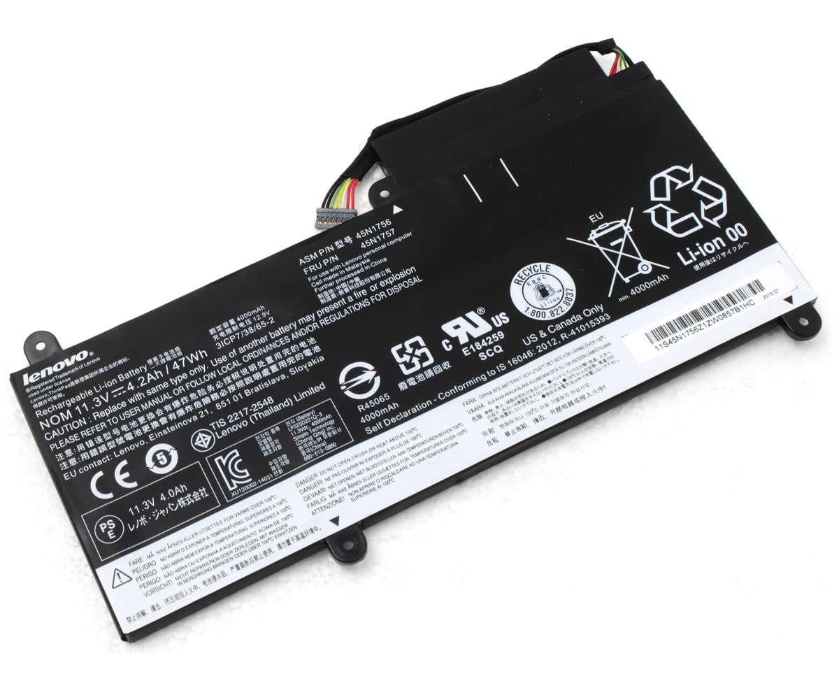 Baterie Lenovo ThinkPad E460 Originala imagine powerlaptop.ro 2021