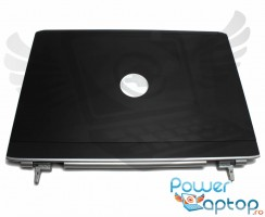 Carcasa Display Dell Inspiron 1521. Cover Display Dell Inspiron 1521. Capac Display Dell Inspiron 1521 Neagra