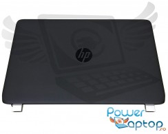 Carcasa Display HP  768123 001. Cover Display HP  768123 001. Capac Display HP  768123 001 Neagra