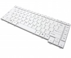 Tastatura Toshiba Satellite A200 1GF Alba. Keyboard Toshiba Satellite A200 1GF Alba. Tastaturi laptop Toshiba Satellite A200 1GF Alba. Tastatura notebook Toshiba Satellite A200 1GF Alba