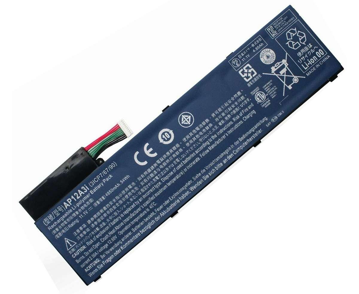 Baterie Acer Aspire M5 581G Originala imagine powerlaptop.ro 2021