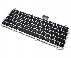 Tastatura HP PK131501A09 Neagra. Keyboard HP PK131501A09 Neagra. Tastaturi laptop HP PK131501A09 Neagra. Tastatura notebook HP PK131501A09 Neagra