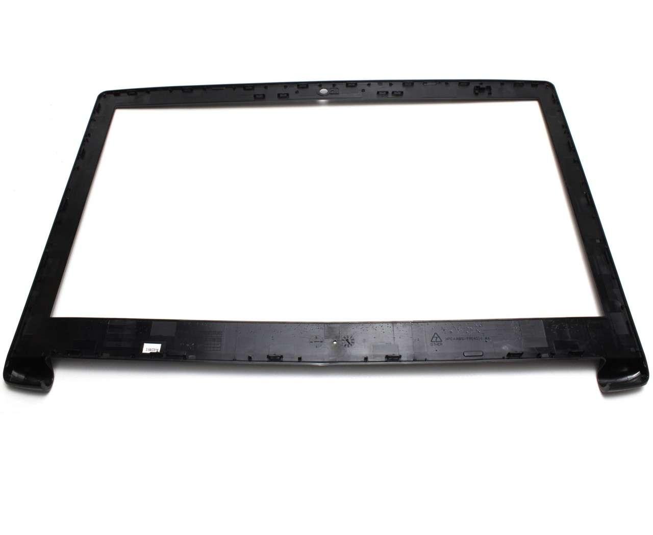 Rama Display Acer 60.GP4N2.003 Bezel Front Cover Neagra imagine