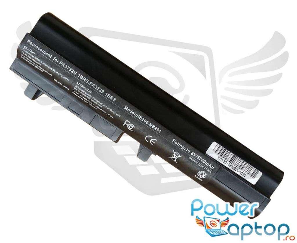 Baterie laptop Toshiba Pa3733U imagine powerlaptop.ro 2021