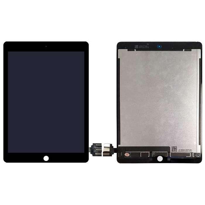 Ansamblu LCD Display Touchscreen Apple iPad Pro 2016 A1673 Negru imagine powerlaptop.ro 2021