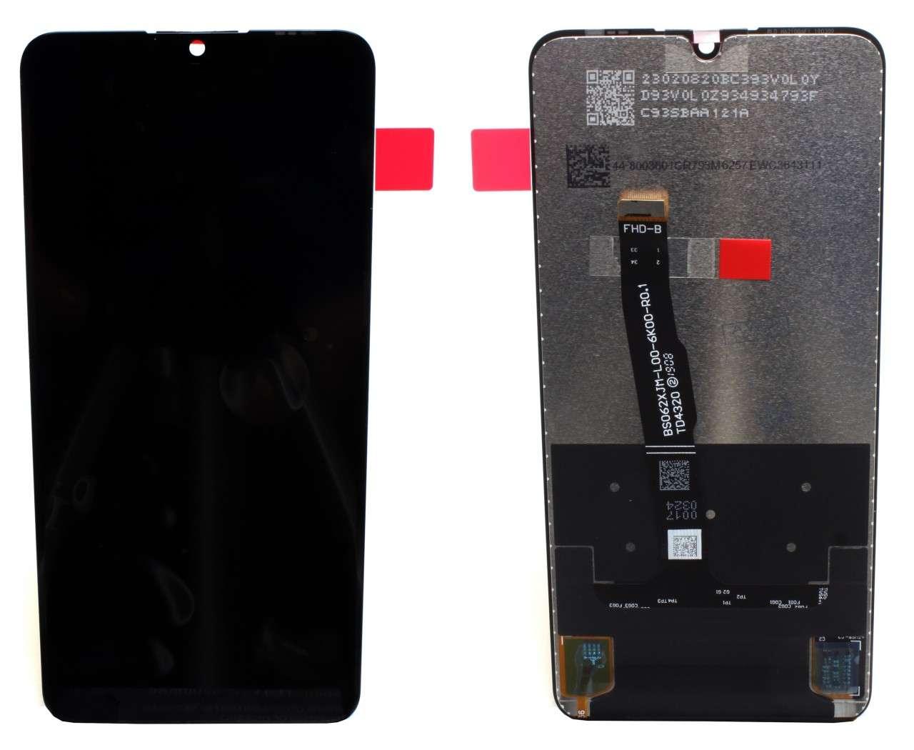Display Huawei P30 Lite Black Negru imagine powerlaptop.ro 2021