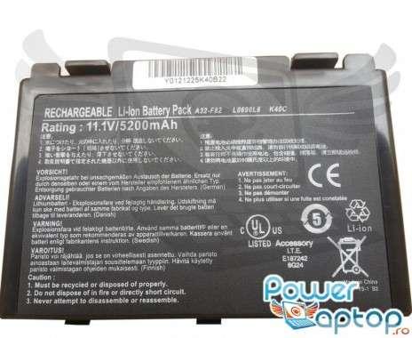 Baterie Asus X50N . Acumulator Asus X50N . Baterie laptop Asus X50N . Acumulator laptop Asus X50N . Baterie notebook Asus X50N