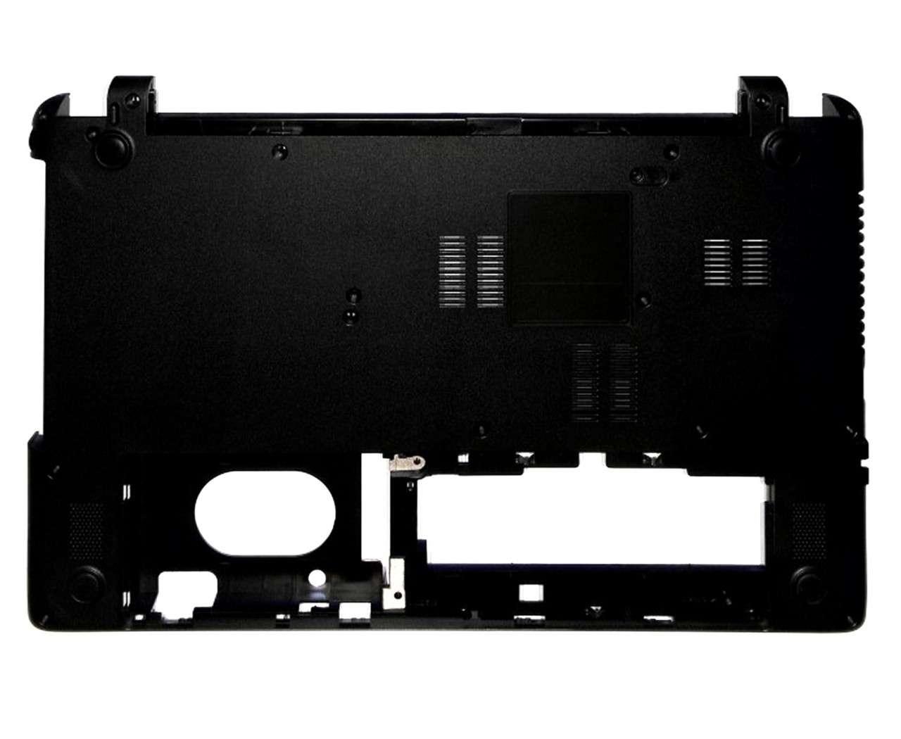 Bottom Case Packard Bell EasyNote TE69BMP Carcasa Inferioara Neagra imagine powerlaptop.ro 2021