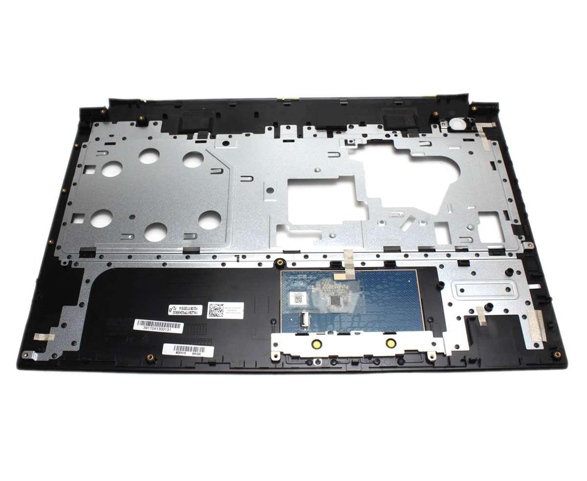 Palmrest Lenovo B50 70 Negru cu touchpad imagine powerlaptop.ro 2021