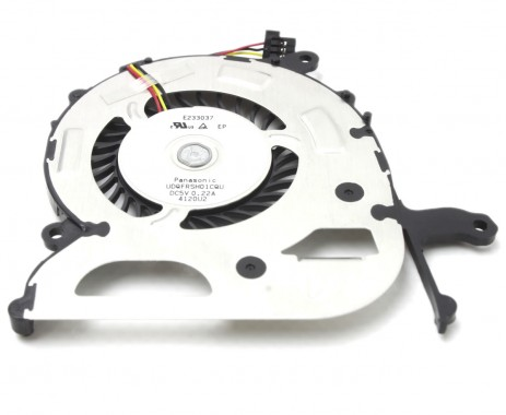 Cooler laptop Sony Vaio Fit 13A. Ventilator procesor Sony Vaio Fit 13A. Sistem racire laptop Sony Vaio Fit 13A