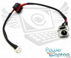 Mufa alimentare Lenovo IdeaPad S10-3C cu fir . DC Jack Lenovo IdeaPad S10-3C cu fir