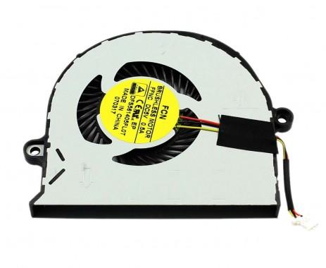 Cooler laptop Acer Extensa 2520-599S  8mm grosime. Ventilator procesor Acer Extensa 2520-599S. Sistem racire laptop Acer Extensa 2520-599S