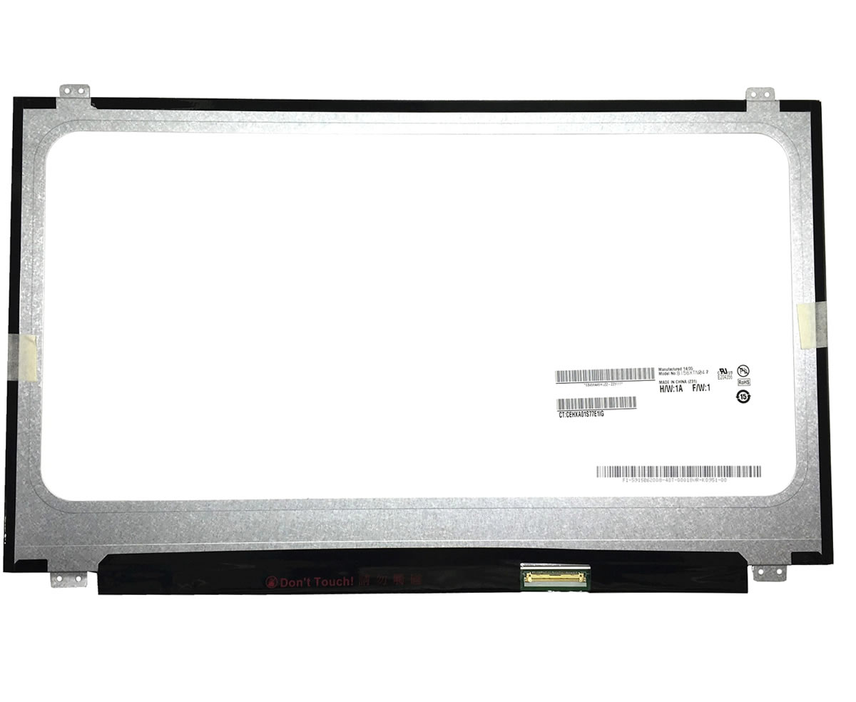 Display laptop Dell Inspiron 15 3521 Ecran 15.6 1366X768 HD 40 pini LVDS imagine powerlaptop.ro 2021