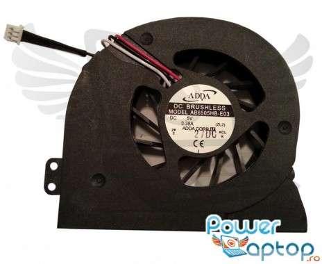 Cooler laptop Acer Aspire 5004WLMi. Ventilator procesor Acer Aspire 5004WLMi. Sistem racire laptop Acer Aspire 5004WLMi