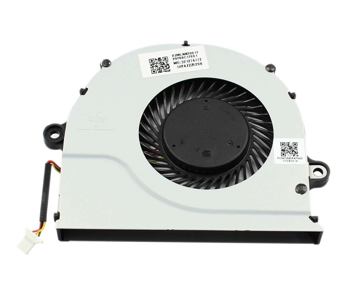Cooler laptop Acer Aspire V3-575TG 8mm grosime imagine powerlaptop.ro 2021