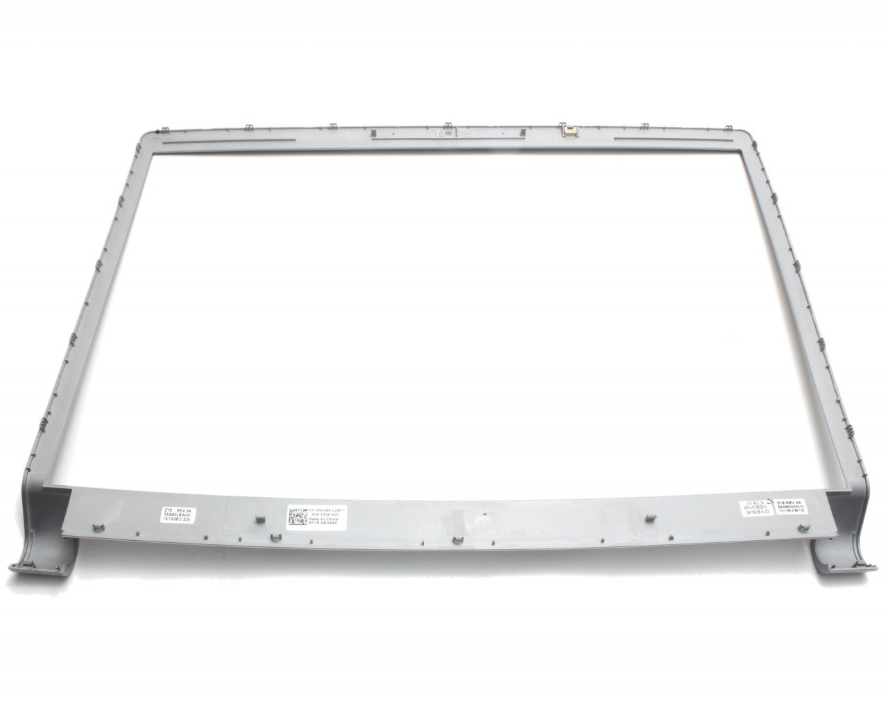 Rama Display Dell EAGM3003010 Bezel Front Cover Argintie imagine powerlaptop.ro 2021