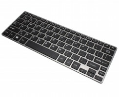 Tastatura Toshiba NSK-V10BN iluminata backlit. Keyboard Toshiba NSK-V10BN iluminata backlit. Tastaturi laptop Toshiba NSK-V10BN iluminata backlit. Tastatura notebook Toshiba NSK-V10BN iluminata backlit