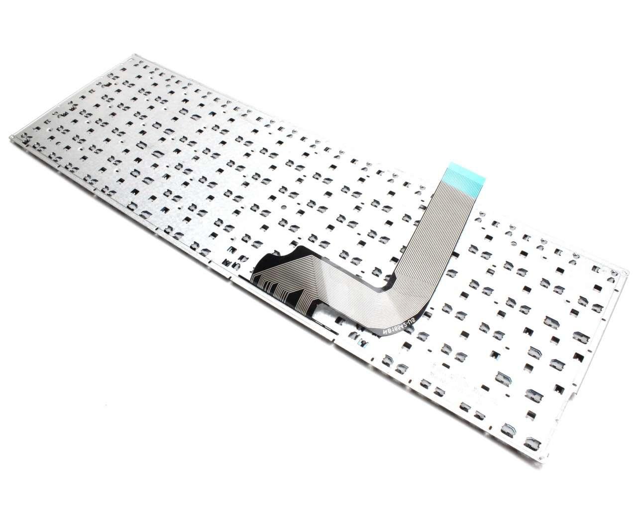 Tastatura Asus X542UN layout US fara rama enter mic imagine