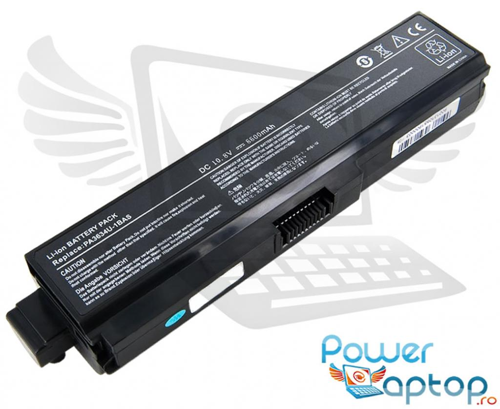 Imagine  Baterie laptop Toshiba PA3818U 1BRS 9 celule