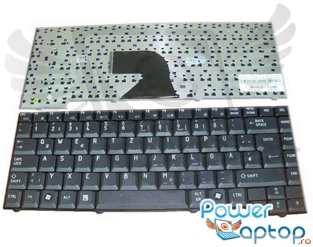 Tastatura Toshiba Satellite L402 imagine