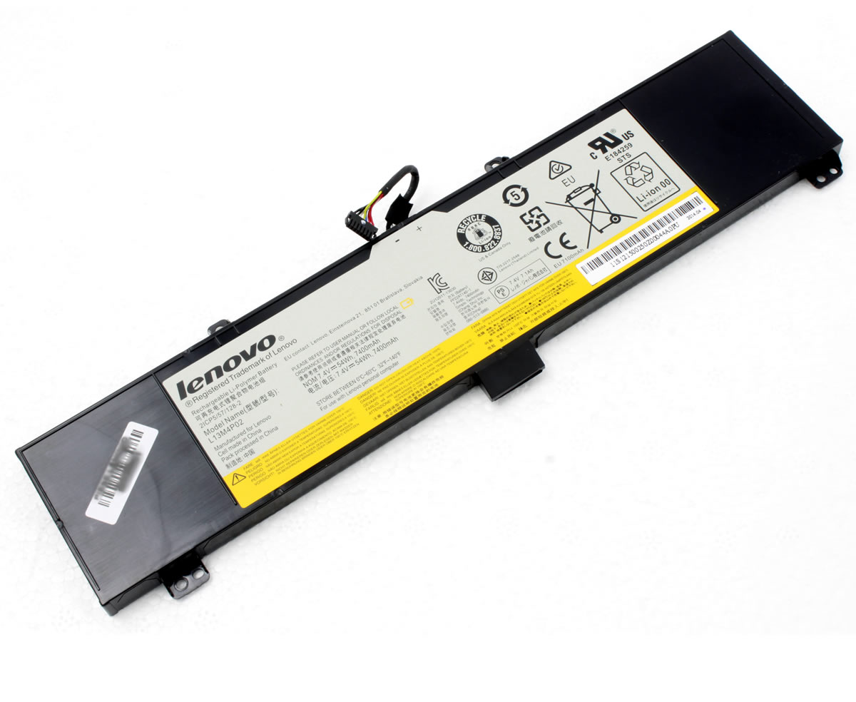 Baterie Lenovo Y70 70 Originala imagine powerlaptop.ro 2021