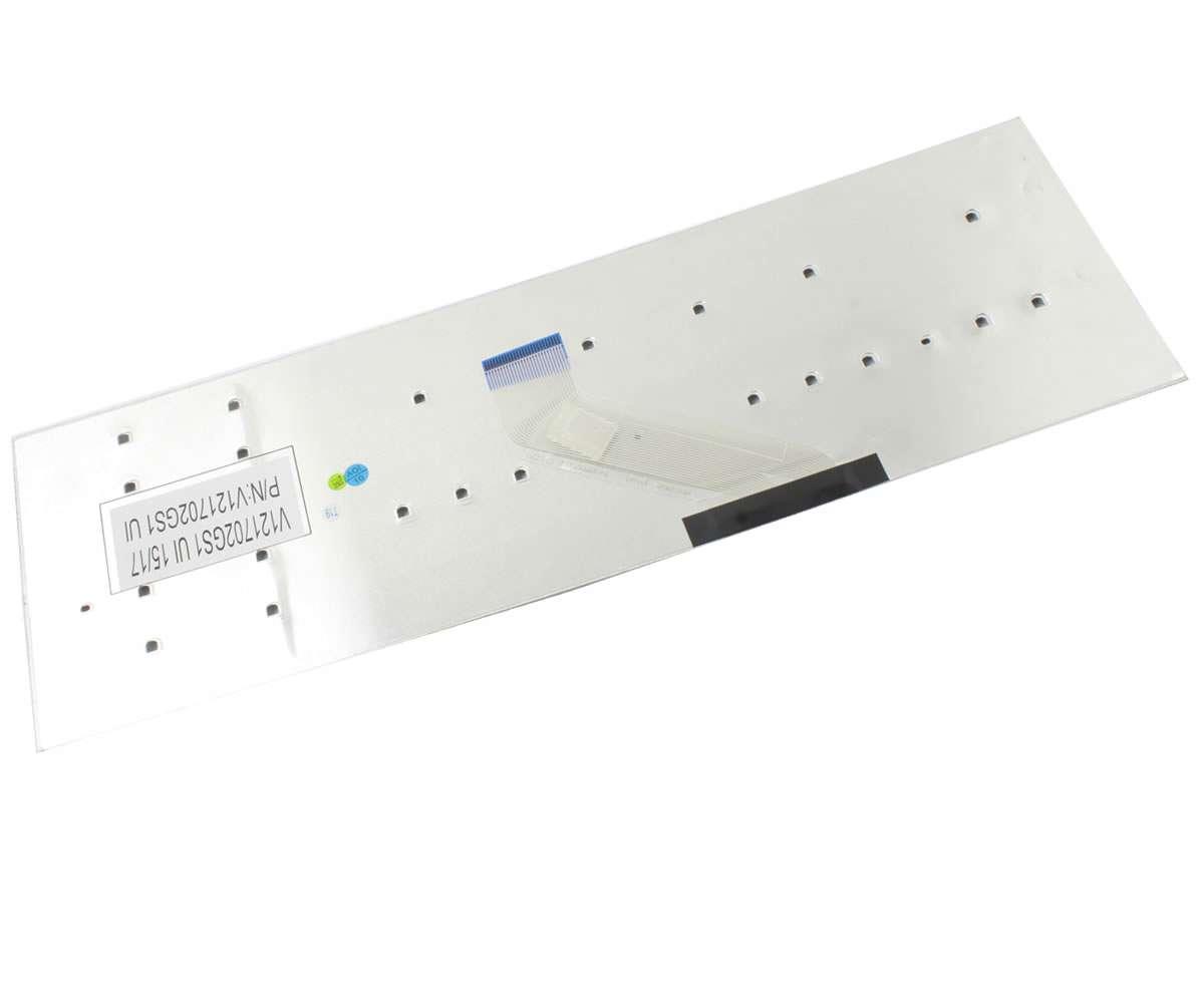Tastatura Packard Bell EasyNote TS11 alba imagine powerlaptop.ro 2021