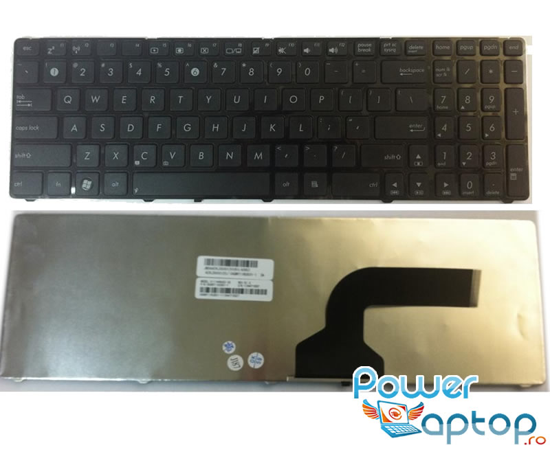 Tastatura Asus N73