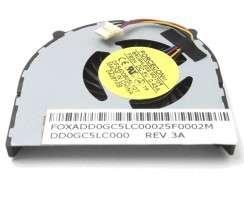 Cooler laptop Packard Bell Easynote LJ63. Ventilator procesor Packard Bell Easynote LJ63. Sistem racire laptop Packard Bell Easynote LJ63