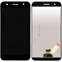 Ansamblu Display LCD  + Touchscreen LG K10 2017 M250. Modul Ecran + Digitizer LG K10 2017 M250