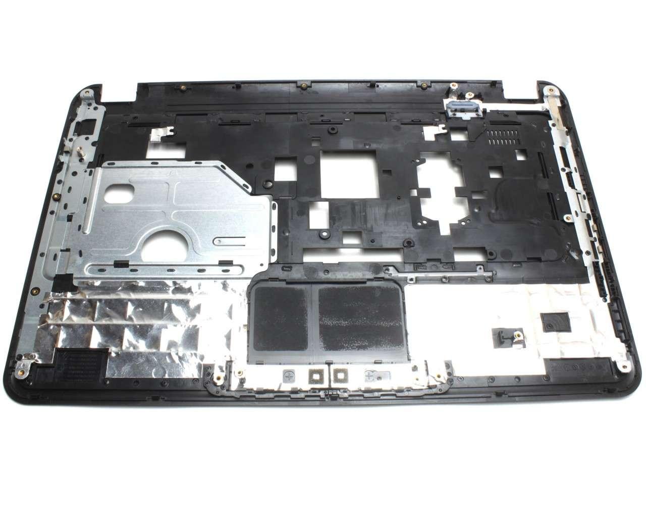 Palmrest HP 646384 001 Negru Gri fara touchpad imagine powerlaptop.ro 2021