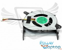 Cooler laptop Acer Aspire One 752. Ventilator procesor Acer Aspire One 752. Sistem racire laptop Acer Aspire One 752