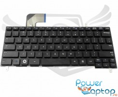Tastatura Samsung  N210 neagra. Keyboard Samsung  N210. Tastaturi laptop Samsung  N210. Tastatura notebook Samsung  N210