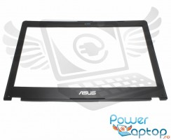 Bezel Front Cover Asus  N56DP. Rama Display Asus  N56DP Neagra