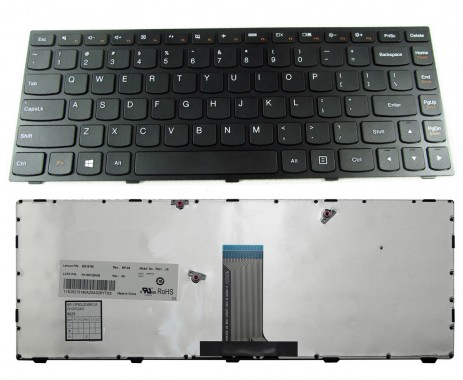 Tastatura Lenovo  G40-45. Keyboard Lenovo  G40-45. Tastaturi laptop Lenovo  G40-45. Tastatura notebook Lenovo  G40-45