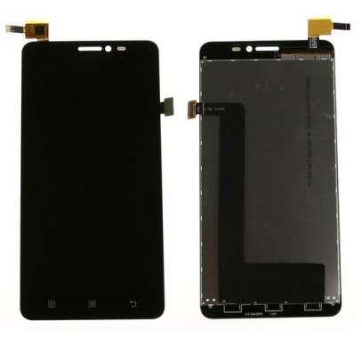 Ansamblu Display LCD Lenovo S850 Negru Original + Touchscreen Lenovo S850 Negru Original