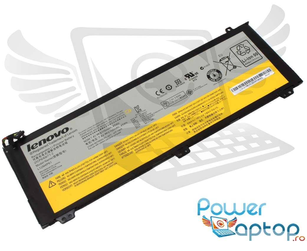 Baterie Lenovo L12L4P63 Originala imagine powerlaptop.ro 2021