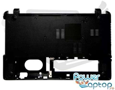 Bottom Acer  60.M8EN2.002. Carcasa Inferioara Acer  60.M8EN2.002 Neagra
