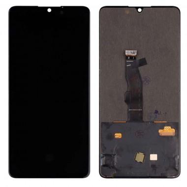 Ansamblu Display LCD + Touchscreen Huawei P30 OLED Black Negru . Ecran + Digitizer Huawei P30 OLED Black Negru