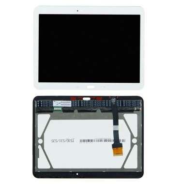 Ansamblu Display LCD  + Touchscreen Samsung Galaxy Tab 4 10.1 WiFi T531 Alb. Modul Ecran + Digitizer Samsung Galaxy Tab 4 10.1 WiFi T531 Alb