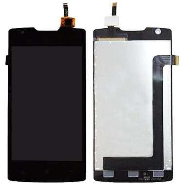 Ansamblu Display LCD  + Touchscreen Lenovo A1000. Modul Ecran + Digitizer Lenovo A1000
