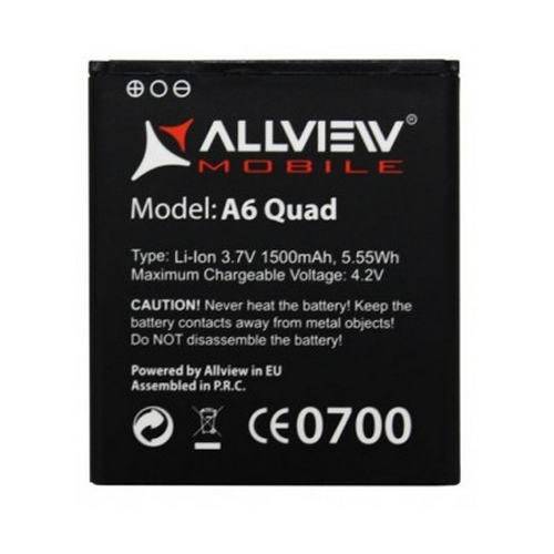 Baterie Acumulator Allview A6 Quad imagine 2021