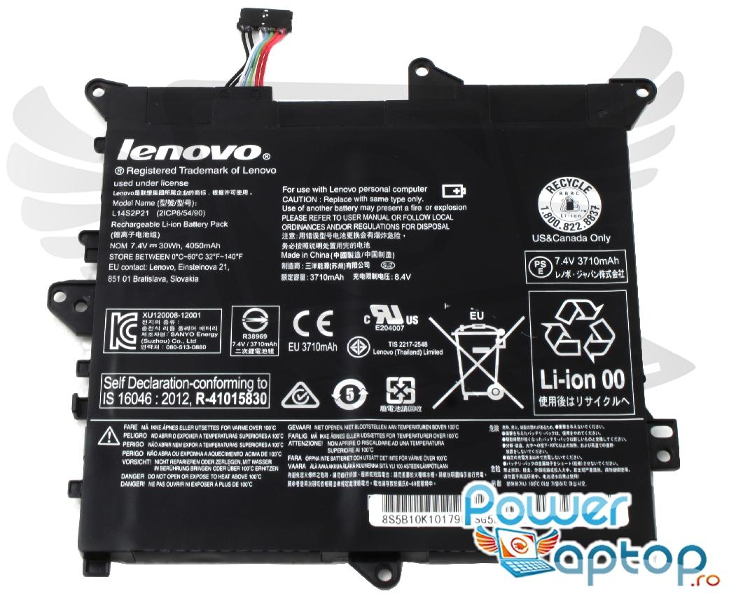 Baterie Lenovo Flex 3 1120 80LXX005US Originala imagine powerlaptop.ro 2021