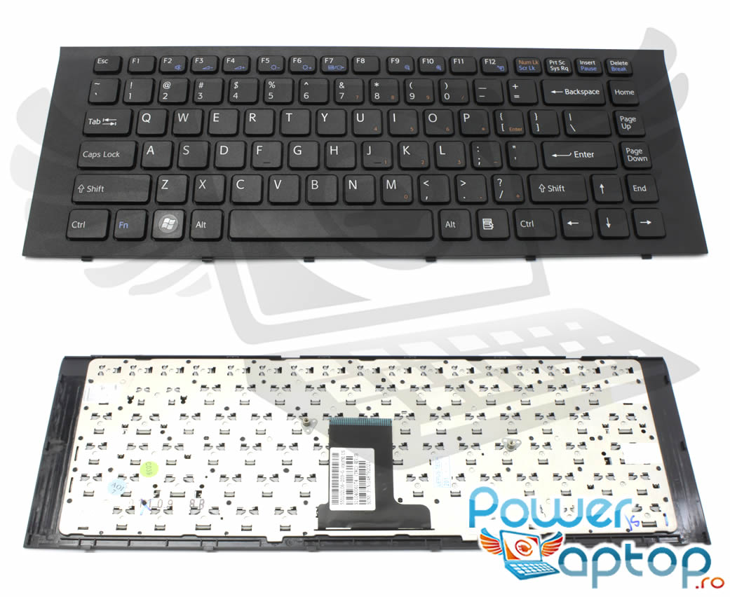 Tastatura Sony Vaio VPC EA4CGX imagine