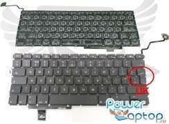 Tastatura Apple MacBook Pro MD311LL/A. Keyboard Apple MacBook Pro MD311LL/A. Tastaturi laptop Apple MacBook Pro MD311LL/A. Tastatura notebook Apple MacBook Pro MD311LL/A