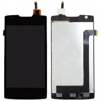 Ansamblu Display LCD  + Touchscreen Lenovo A1000. Modul Ecran + Digitizer Lenovo A1000