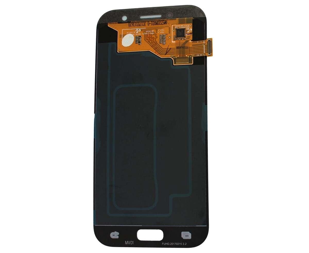 Display Samsung Galaxy A5 2017 A520 A520F Display OLED AAA Gray Gri imagine