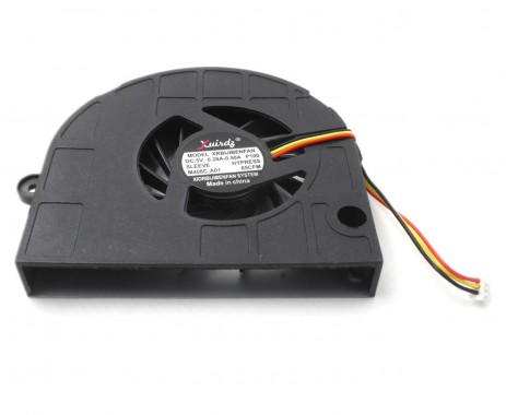 Cooler laptop Gateway  NV51B. Ventilator procesor Gateway  NV51B. Sistem racire laptop Gateway  NV51B